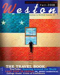 Weston - cover magazine